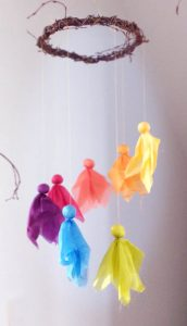 Werkstatt Farbenspiel Feenreigen